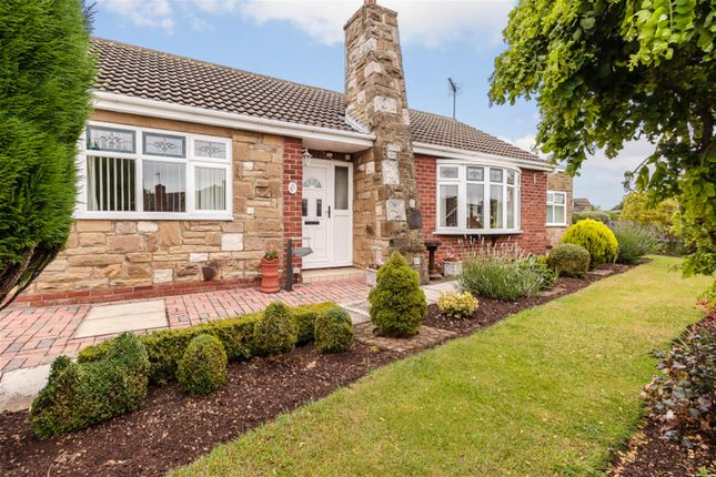 Thumbnail Detached bungalow for sale in Willow Rise, Tadcaster