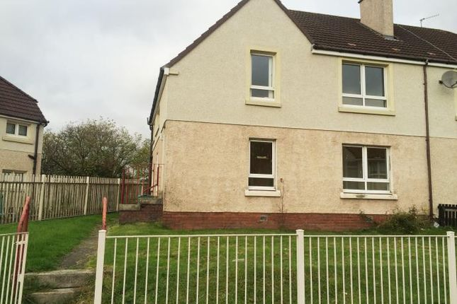 Thumbnail Flat to rent in Greenwood Crescent, Coatbridge