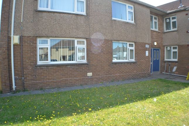 Thumbnail Flat for sale in St. Helier Drive, Port Talbot, Neath Port Talbot.