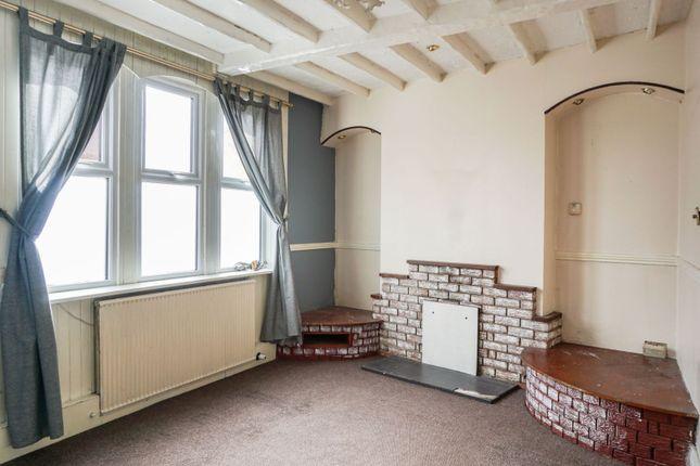 Lounge of Granville Avenue, Long Eaton, Nottingham NG10