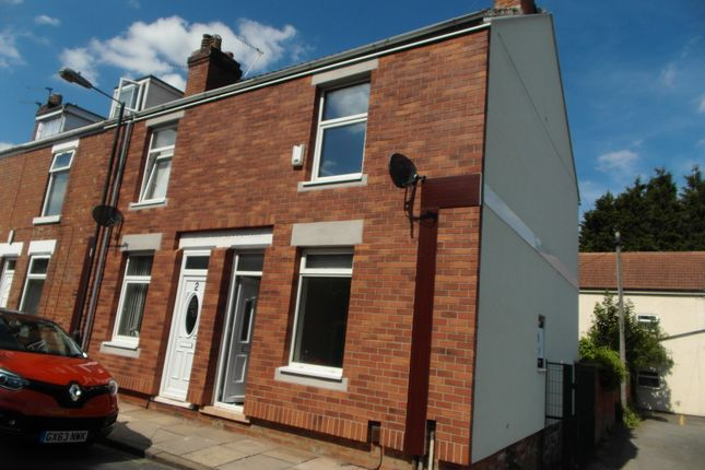 Thumbnail Terraced house to rent in Mount Pleasant, Balby, Doncaster