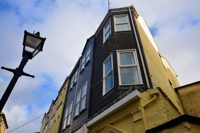 Thumbnail Flat to rent in Flat 1, 4 Honey Street, Bodmin