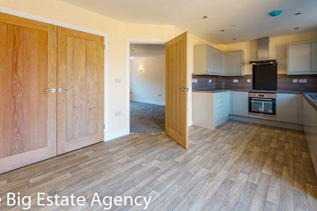 Thumbnail End terrace house for sale in Welsh Road, Garden City, Deeside