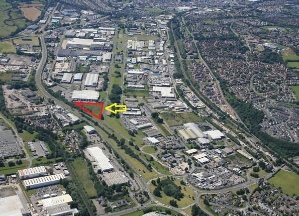 Thumbnail Land to let in Plot G12, Kingsway, Bridgend Industrial Estate, Bridgend CF31, Bridgend,
