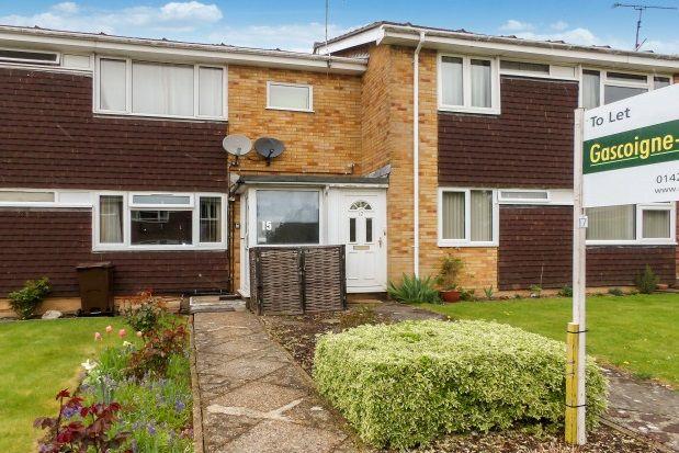 Thumbnail Flat to rent in Dove Court, Alton