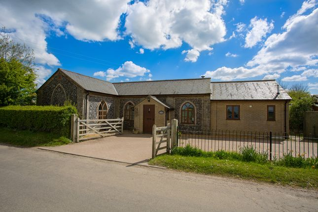 Thumbnail Barn conversion for sale in Suffolk, Brettenham, Near Stowmarket Equestrian Property