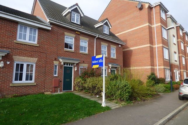 Thumbnail Terraced house to rent in Atlantic Way, Pride Park, Derby