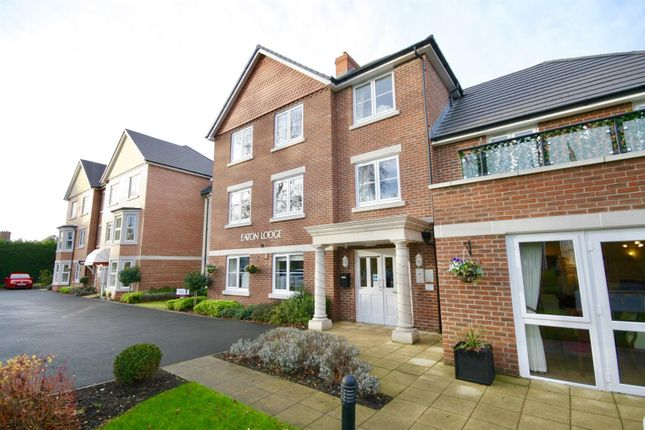 Thumbnail Flat for sale in Eaton Lodge, Hoole Road, Chester