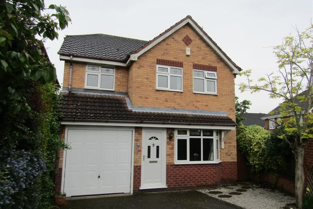 Thumbnail Detached house for sale in Maura Close, Whetstone, Leicester