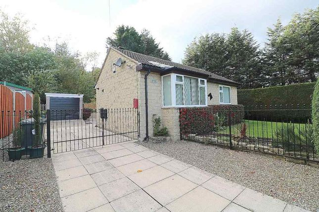 Thumbnail Detached bungalow for sale in Mount Gardens, Cleckheaton