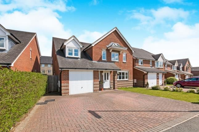 Thumbnail Detached house for sale in Basingstoke, Hampshire, .