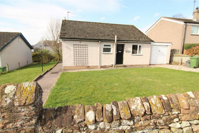 Thumbnail Detached bungalow for sale in Holme Lea, Kirkby Thore, Penrith, Cumbria