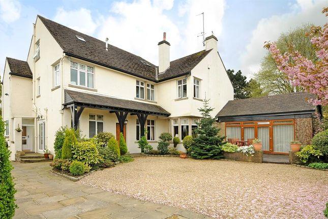 Thumbnail Detached house for sale in Woodridge, Park Road, Cross Hills
