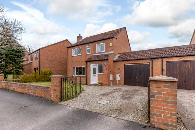 Thumbnail Detached house for sale in Bravener Court, Newton On Ouse, York