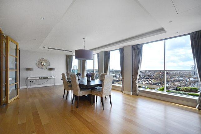 Thumbnail Property for sale in Consort House, Lensbury Avenue, London