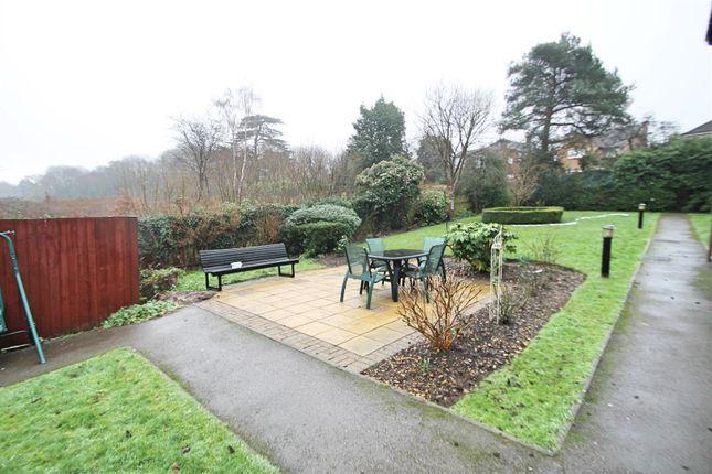 Garden: of Herne Court, Richfield Road, Bushey WD23