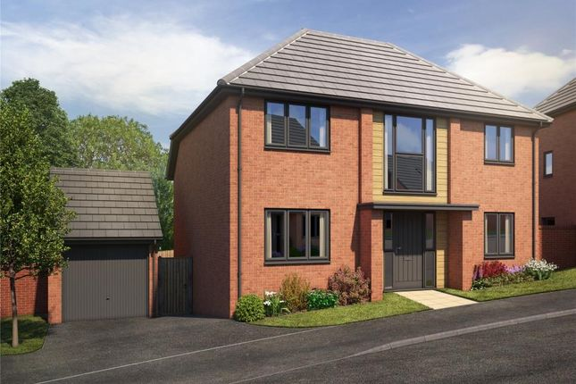 Thumbnail Detached house for sale in Gardiners Meadow, Seaton, Devon