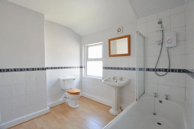 Bathroom of Gladstone Street, Workington CA14