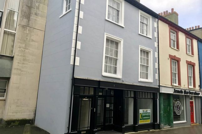 Thumbnail Shared accommodation to rent in Market Street, Aberystwyth, Ceredigion