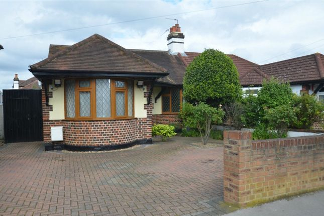 Thumbnail Semi-detached bungalow for sale in Bywood Avenue, Shirley, Croydon, Surrey