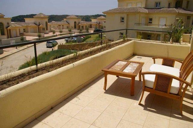 Terrace of Spain, Cádiz, San Roque