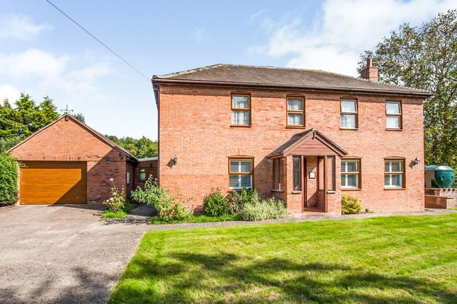 Thumbnail Detached house for sale in Holme Copse, Ocle Pychard, Hereford