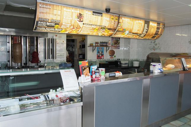 Thumbnail Leisure/hospitality for sale in Fish & Chips NG16, Nuthall, Nottinghamshire