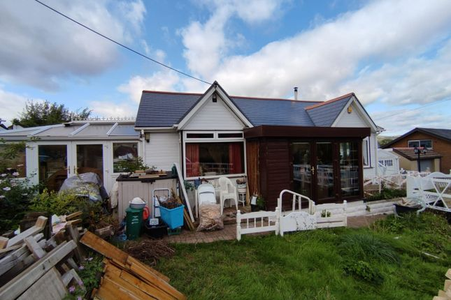 Thumbnail Bungalow for sale in Lamb Road, Penderyn, Aberdare, Mid Glamorgan
