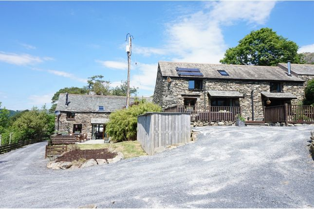Thumbnail Barn conversion for sale in Low Whineray Ground, Broughton-In-Furness