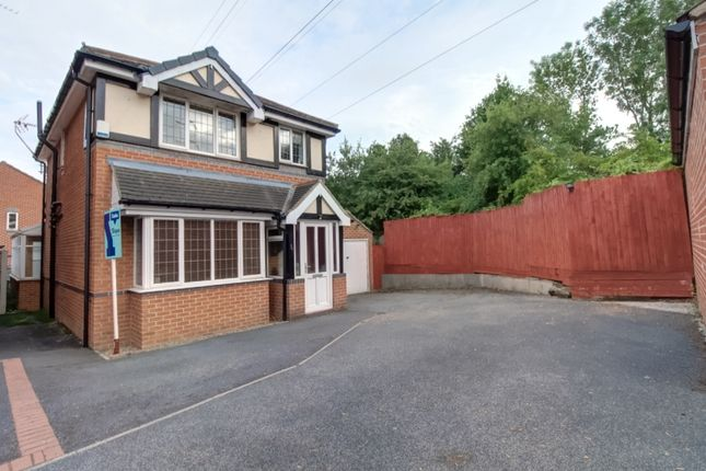 Thumbnail Detached house for sale in Rushworth Close, Stanley, Wakefield