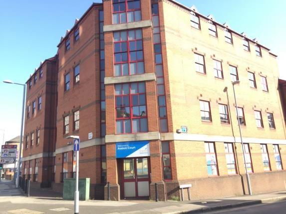 Front Shot of Avalon Court, Kent Street, Nottingham, Nottinghamshire NG1