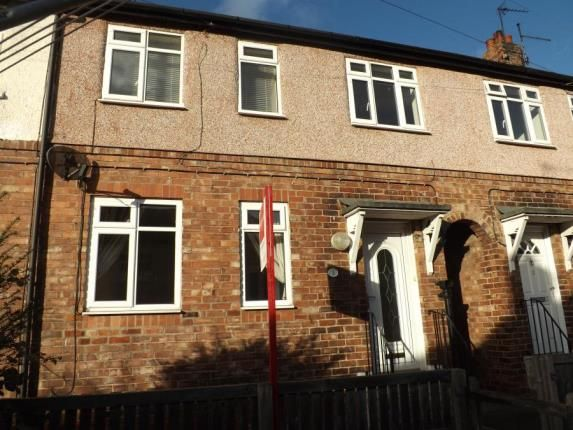 Thumbnail Terraced house for sale in Whitcliffe Terrace, Richmond, North Yorkshire