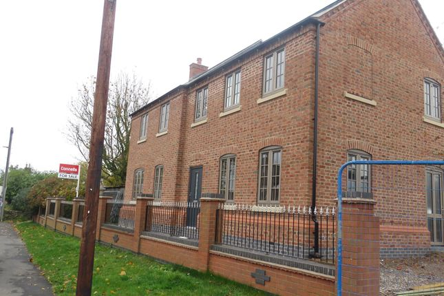 Thumbnail Detached house for sale in Main Street, Kilby, Wigston