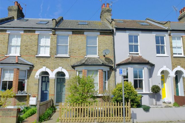 Thumbnail Terraced house to rent in Highworth Road, London