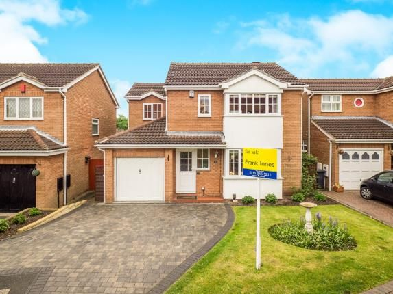 Thumbnail Detached house for sale in Maythorn Close, West Bridgford, Nottingham