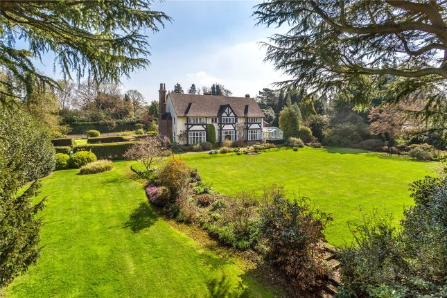 Thumbnail Detached house for sale in Park View Road, Woldingham, Surrey
