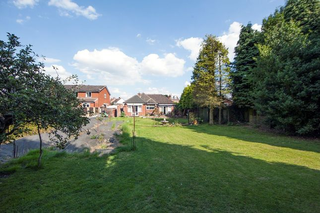 Thumbnail Detached bungalow for sale in Stoke Road, Hinckley