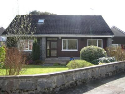 Thumbnail Detached house to rent in Woodburn Crescent, Aberdeen