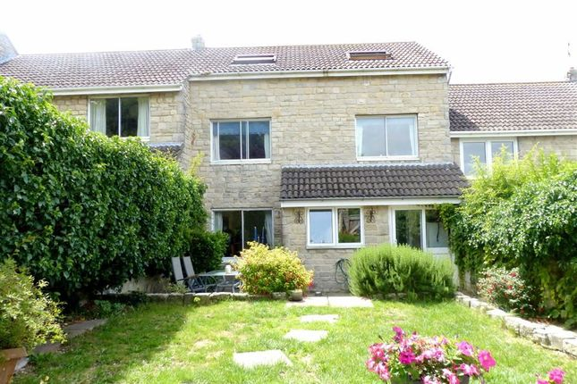 Thumbnail Terraced house for sale in Mawdywalls, Weymouth, Dorset