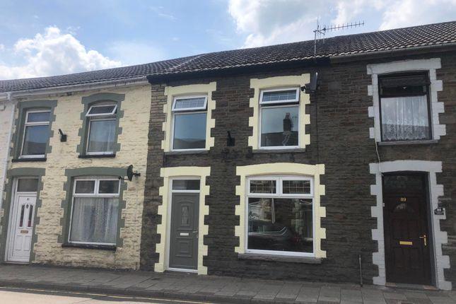 3 bed property to rent in Llewellyn Street, Pontygwaith, Ferndale CF43