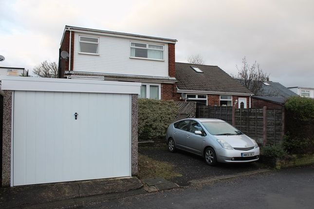 Thumbnail Semi-detached house for sale in Tunshill Grove, Milnrow, Rochdale