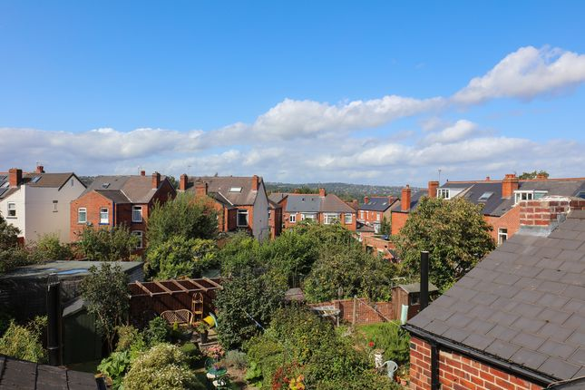 View (Rear) of Marshall Road, Sheffield S8