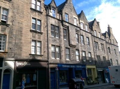 Thumbnail Flat to rent in West Port, Grassmarket, Edinburgh