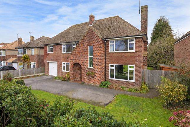 Thumbnail Detached house for sale in New Dover Road, Canterbury