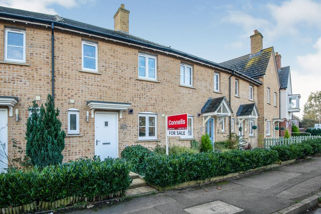 Thumbnail Terraced house for sale in Squadron Place, Crossways, Dorchester
