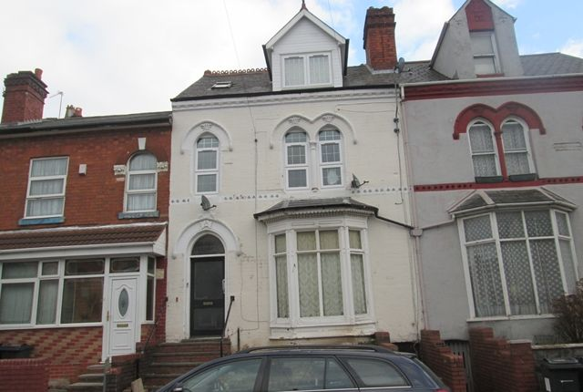 Thumbnail Flat to rent in Flat 1B, Gladstone Road, Sparkbrook