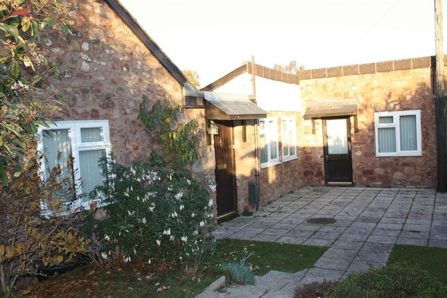 Thumbnail Detached bungalow to rent in Little Barn, Wyndham Close, Williton