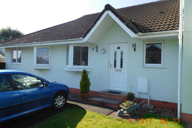 Thumbnail Bungalow to rent in Culme Close, Dunkeswell