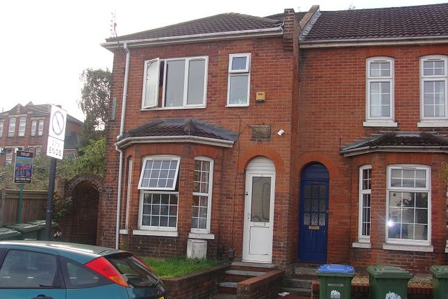Thumbnail Terraced house to rent in Earls Road, Southampton