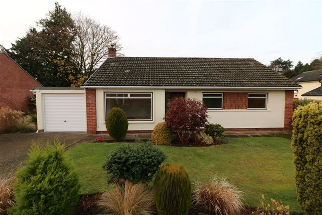 Thumbnail Detached bungalow to rent in Greenacres, Wetheral, Carlisle, Cumbria